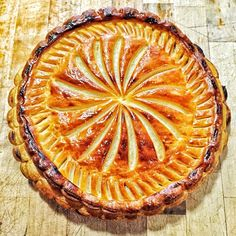 Pithivier~  Happy New Years!  Order one through January 10th