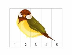 1 million+ Stunning Free Images to Use Anywhere Montessori Kindergarten, Preschool, Free To Use Images, Bird Theme, Baby Crafts, Lesson Plans, Rooster, Projects To Try, Puzzle
