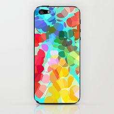 """""""serenity"""" iPhone & iPod Skin, FREE shipping til Oct 13, use this link to get it --> http://society6.com/ShandraSmith?promo=3b5cf5"""