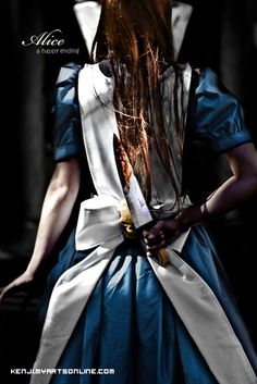 American Mcgee's Alice  - american-mcgees-alice Photo