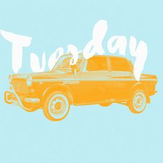 Tuesday vibes  -- Follow me on instagram.com/paulsyng for more. -- #transformationtuesday #tuesday #taxi #india #mumbai #fiat #premierpadmini #goodvibes #365 #365daysoftype #type #typeface #typography #font #graphic #graphicdesign #psd #photoshop #adobe #behance #dribbble #branding #design #studio #toronto #paulsyngdesign #bombay #mumbai / Image: DavidWilmot #streetphotography Transformation Tuesday, Street Photography, Typography, Behance, Photoshop, Graphic Design, Taxi, Fiat, Mumbai