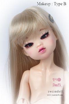 korea bjd doll    doll name is danyi yenimdoll's usd doll (26cm)  korea traditional dress hanbok