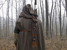 Ranger Leather Quiver  Lord of the Rings Style W/ by FolkOfTheWood
