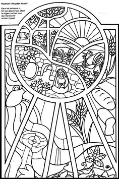 19 Beste Afbeeldingen Van Pasen Easter Printable Coloring Pages