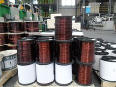 we can supply different kinds of enameled aluminum wire with different diameters and different packages.