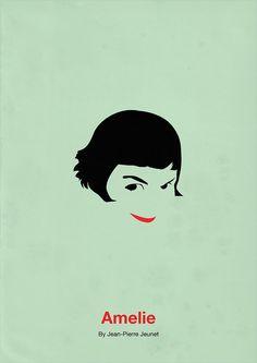 미니멀리즘 디자인으로 제작된 유명 영화포스터 11종 :: 웹통의 웹으로 통하는 세상