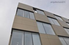 [548] Cerramiento de paneles y vidrio (1) http://arquitecturadc.es/?p=6078