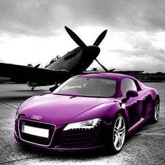 Audi R8 V10. Awesome color Future Car!!                              …
