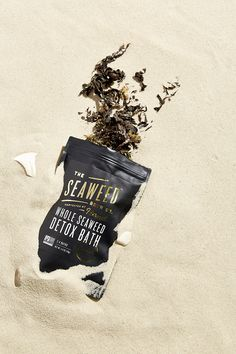 The Seaweed Bath Co. Detox.