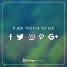 Encourage your followers to follow all your social media accounts.