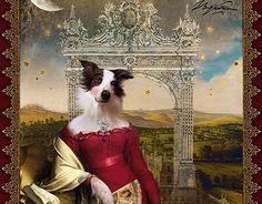 She Walks in Beauty She Walks In Beauty, Famous Words, Dog Art, Walking, Gallery, Illustration, Artist, Dogs, Behance