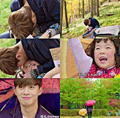 #shewaspretty #kdrama #korean #drama #parkseojoon   #park #seo #joon #ji #sung #joon #hwang #jung #eum #she #was #pretty #kim #hye #jin #jun #photos #bts #cute #behind #the #scenes #funny Cute Korean, Korean Dramas, Korean Actors, She Was Pretty Kdrama, Pretty Gif, Hwang Jung Eum, My Love From Another Star, Park Seo Jun, Photos