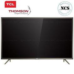 "TCL U55P6046 THOMSON TV 55"" ULTRA-HD 4K, ANDROID TV SMART-TV, WIFI, GARANZIA ITA"