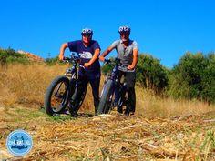 Electric cycling on Crete Greece - Zorbas Island apartments in Kokkini Hani, Crete Greece 2020 Fat Bike, Crete Greece, Mtb, Bicycle, Tours, Island, Bicycle Kick, Bike, Islands