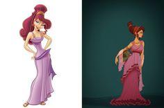 princesas Disney según época (9)