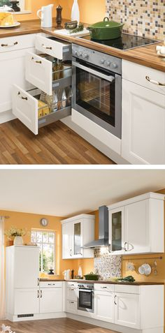 Gut Küche Im Landhaus Design Mit Dunstabzug