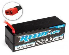 New! Reedy 6500mAh 65C 14.8V Competition LiPo Battery