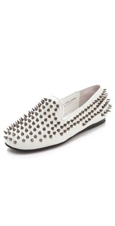 spiked shoes, no one will step on your feet ever again! lol