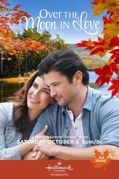 Its a Wonderful Movie - Your Guide to Family and Christmas Movies on TV: Over the Moon in Love - a Hallmark Channel Fall Harvest Movie starring Jessica Lowndes & Wes Brown! Hallmark Channel, Disney Channel, Películas Hallmark, Films Hallmark, Hallmark Ornaments, Wes Brown, Jessica Lowndes, Family Christmas Movies, Hallmark Christmas Movies