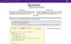 Bibliothèque JavaScript pour router dynamiquement vos données - Navigation  Navigation est une bibliothèque JavaScript vous permettant de créer dynamiquement des liens clairs.  http://www.noemiconcept.com/index.php/fr/departement-communication/news-departement-com/207241-webdesign-biblioth%C3%A8que-javascript-pour-router-dynamiquement-vos-donn%C3%A9es-navigation.html