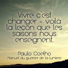 Sur Le Changement sur Pinterest | Citations Sur Le Changement De ...