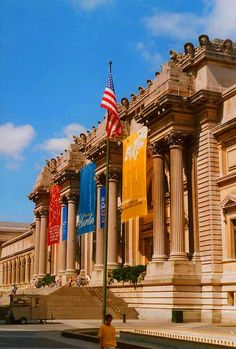 Metropolitan Museum of Art ~ New York City  http://freemuseumday.org/nyc.html
