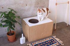 Outlet Sale Modern Cat Litter Scoop and Base Set