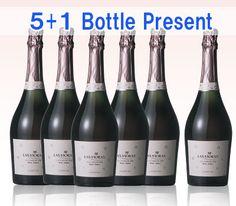 Las Moras Rose Sparkling - 5+1 Bottles Present
