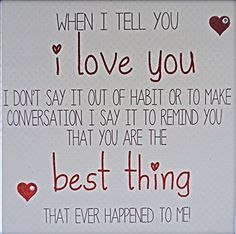 """white cotton cards """"I Love You...You Are The Best Thing That Ever Happened To Me!"""" Handmade Valentine's Day Card - http://www.css-tips.com/product/white-cotton-cards-i-love-you-you-are-the-best-thing-that-ever-happened-to-me-handmade-valentines-day-card/ #affiliate"""