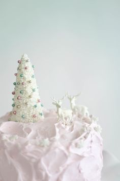 Sprinkle Bakes: Holiday cake!