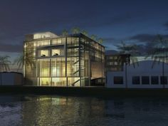 The University of Miami Frost College of Music Center for Experiential Music / Performance Architecture