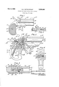 Survival Rifle, Pocket Pal, Gun Art, Gun Cases, Patent Drawing, Crossbow, Patent Prints, Firearms, Musical Instruments