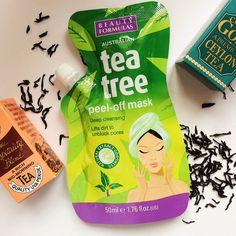 О, чай! Ты – жизнь! Подарите своей коже незабываемый отдых! Маска-пленка Tea Tree содержит экстракт растущего в Австралии чайного дерева. Его эфирное масло является натуральным антибактериальным средством, известным своими антисептическими и очищающими свойствами. А Вы используете маски-пленки?