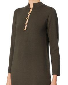 Intropia Knit Maxi Dress