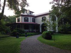 Locust Grove, Samuel Morse Historic Site in Poughkeepsie, NY