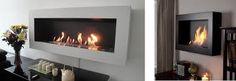 Resultado de imagem para lareiras ecologicas na decoração