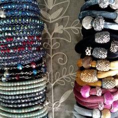 Colorful wrap bracelets