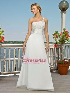 Vestido ideal para una boda en la costa