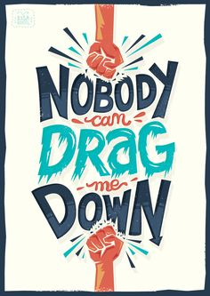 Beautiful Funky Typography Posters & Retro Lettering by Risa Rodil One Direction Tumblr, One Direction Lyrics, The Words, Typography Quotes, Typography Poster, Typography Wallpaper, Positive Quotes, Motivational Quotes, Inspirational Quotes