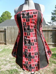 Texas Tech apron!
