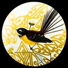 Plant Illustration, Graphic Design Illustration, Art Pictures, Art Images, Maori Designs, New Zealand Art, Nz Art, Maori Art, Kiwiana