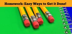 If homework is a struggle in your house, here are 9 ways to make it easier.