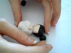 a lot of chibi polymer clay videos ... Per trovare creazioni in fimo  e creazioni handmade visitate : http://www.misshobby.com/it Il sito Ã