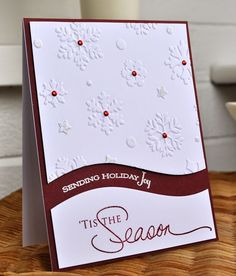 Inky Fingers: Top 10 Christmas cards of 2014