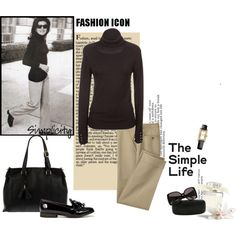 """Jackie O Style"" by nadi on Polyvore"