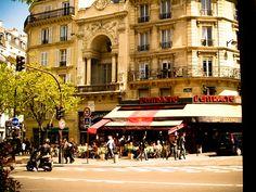 Paris. May 2009. By NikitaDB.