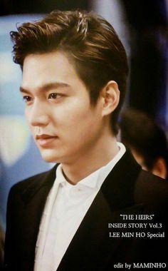 Lmh as Kim tan ❤ Heirs