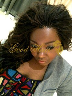 I'm wanting tree braids but thinking about blonde and black.  view more pictures www.hairbraidingn...