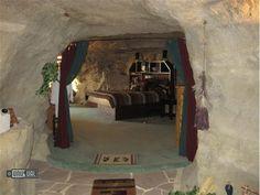 Kokopelli's Cave in Farmington United States of America