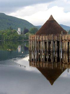 Roundhouse (dwelling) - Wikipedia